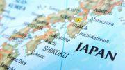 Mapa Japoni