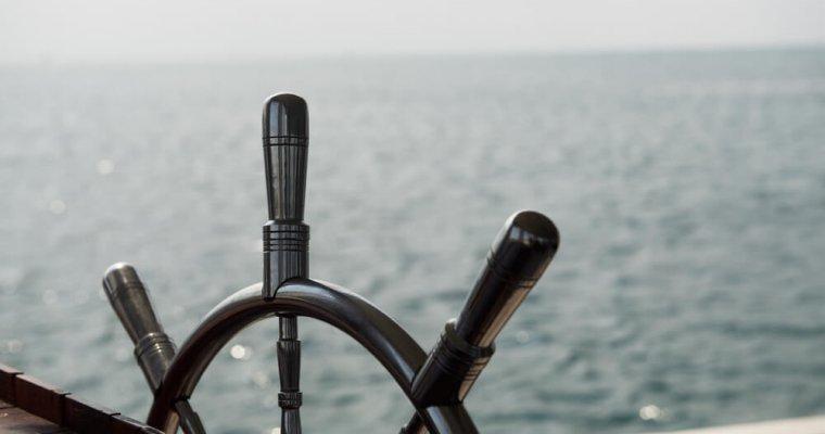 Boat-steering